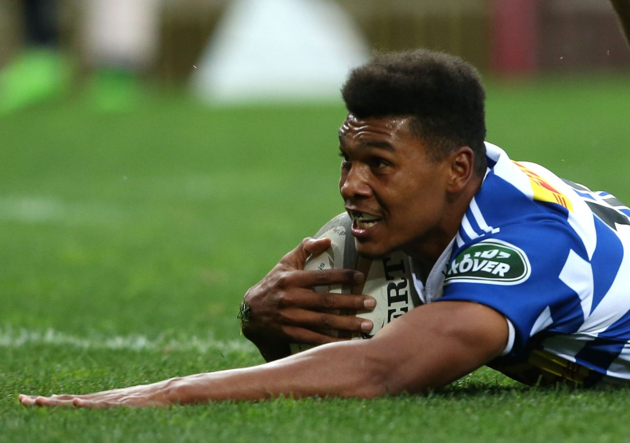e406d24d0b3 CAPE TOWN, SOUTH AFRICA – AUGUST 12: Damian Willemse of Western Province  during the Currie Cup match between DHL Western Province and Vodacom Blue  Bulls at ...